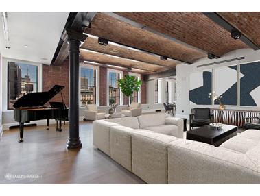 Condominium for Sale at The Puck Building, 293 Lafayette Street Ph-V 293 Lafayette Street New York, New York 10012 United States
