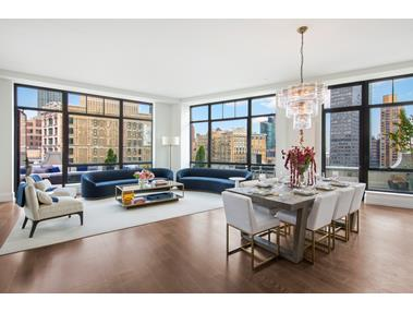 Condominium for Sale at Ten Madison Square West, 1107 Broadway 18-C 1107 Broadway New York, New York 10010 United States