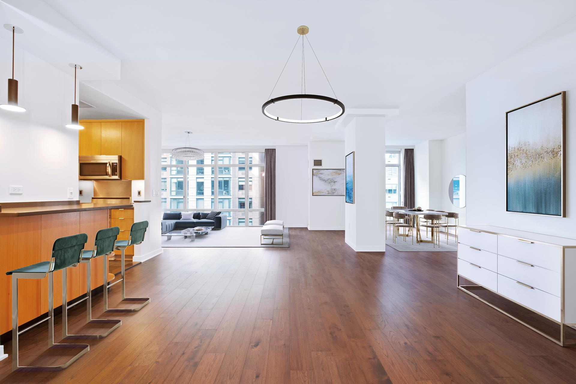 Condominium for Rent at Place 57, 207 East 57th Street 7-Bc 207 East 57th Street New York, New York 10022 United States