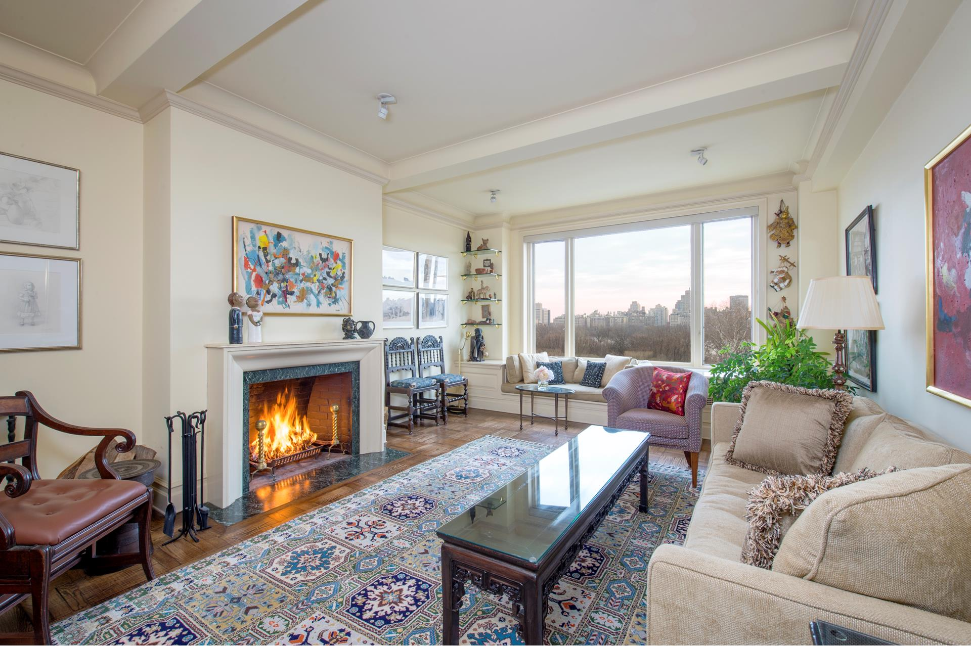322 Realty Corp, 322 Central Park West, 9C - Upper West Side, New York