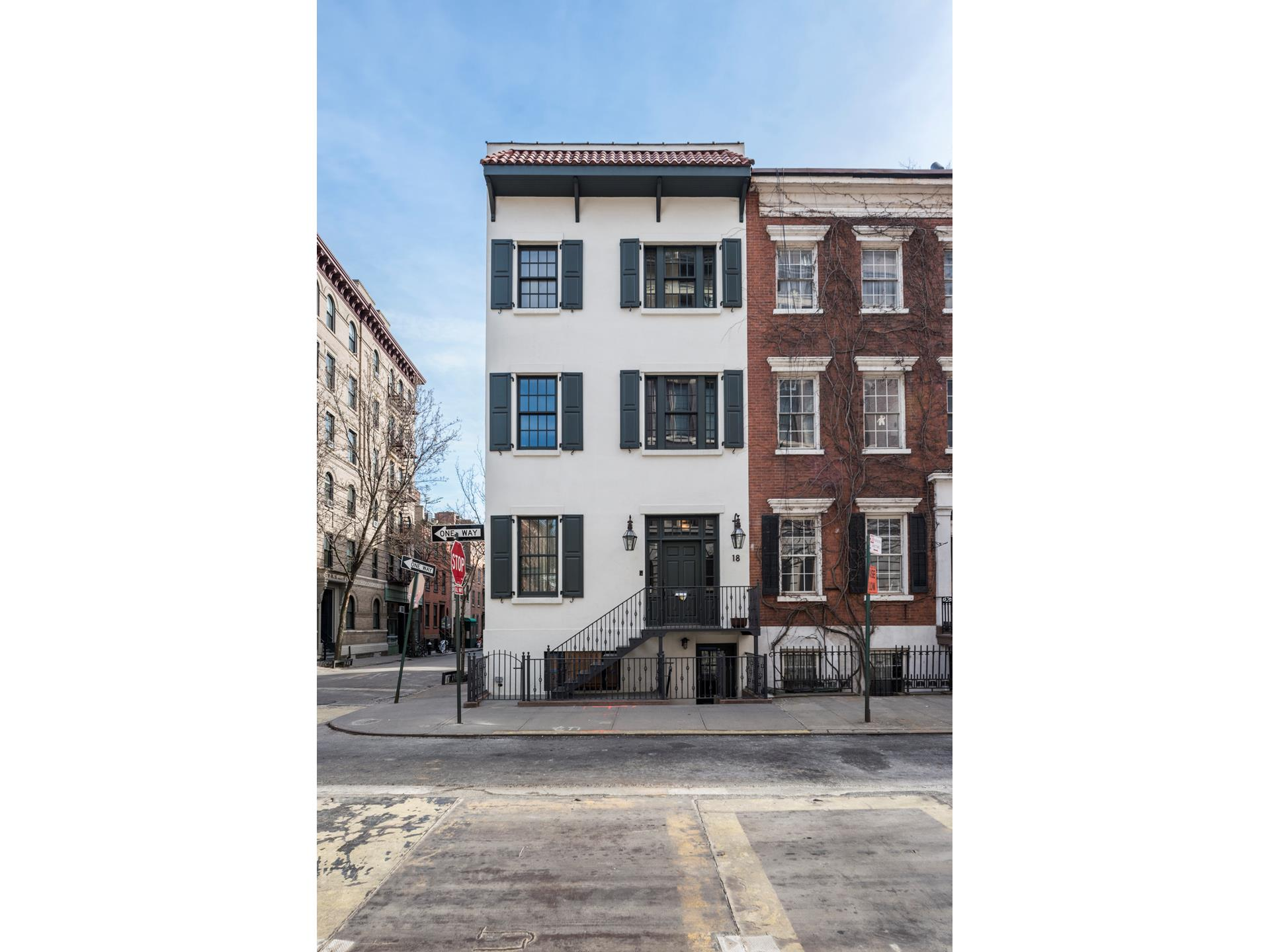 Single Family Home for Sale at 18 Grove Street 18 Grove Street New York, New York 10014 United States