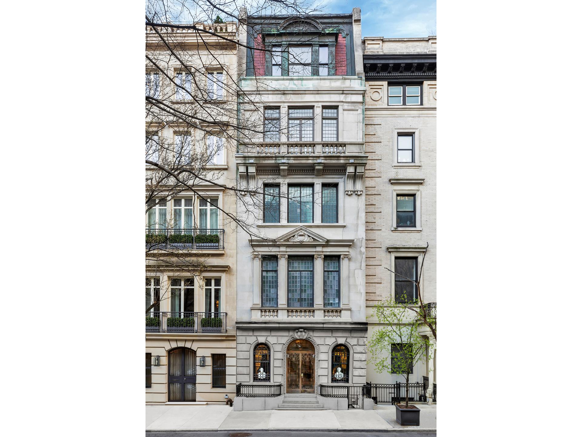 Multi-Family Home for Sale at 10 East 76th Street 10 East 76th Street New York, New York 10021 United States