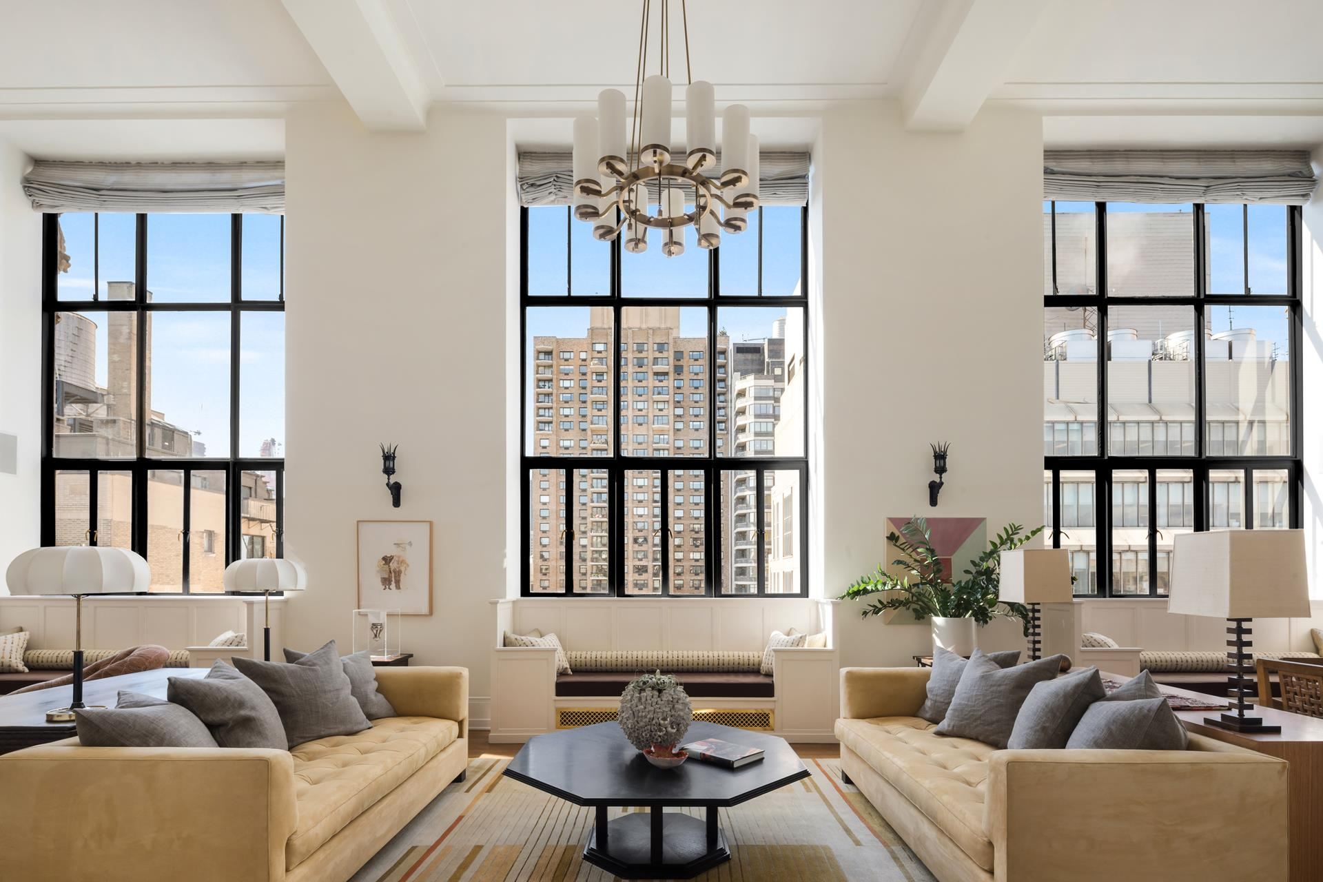 Co-op for Sale at Hotel des Artistes, 1 West 67th Street 909 1 West 67th Street New York, New York 10023 United States