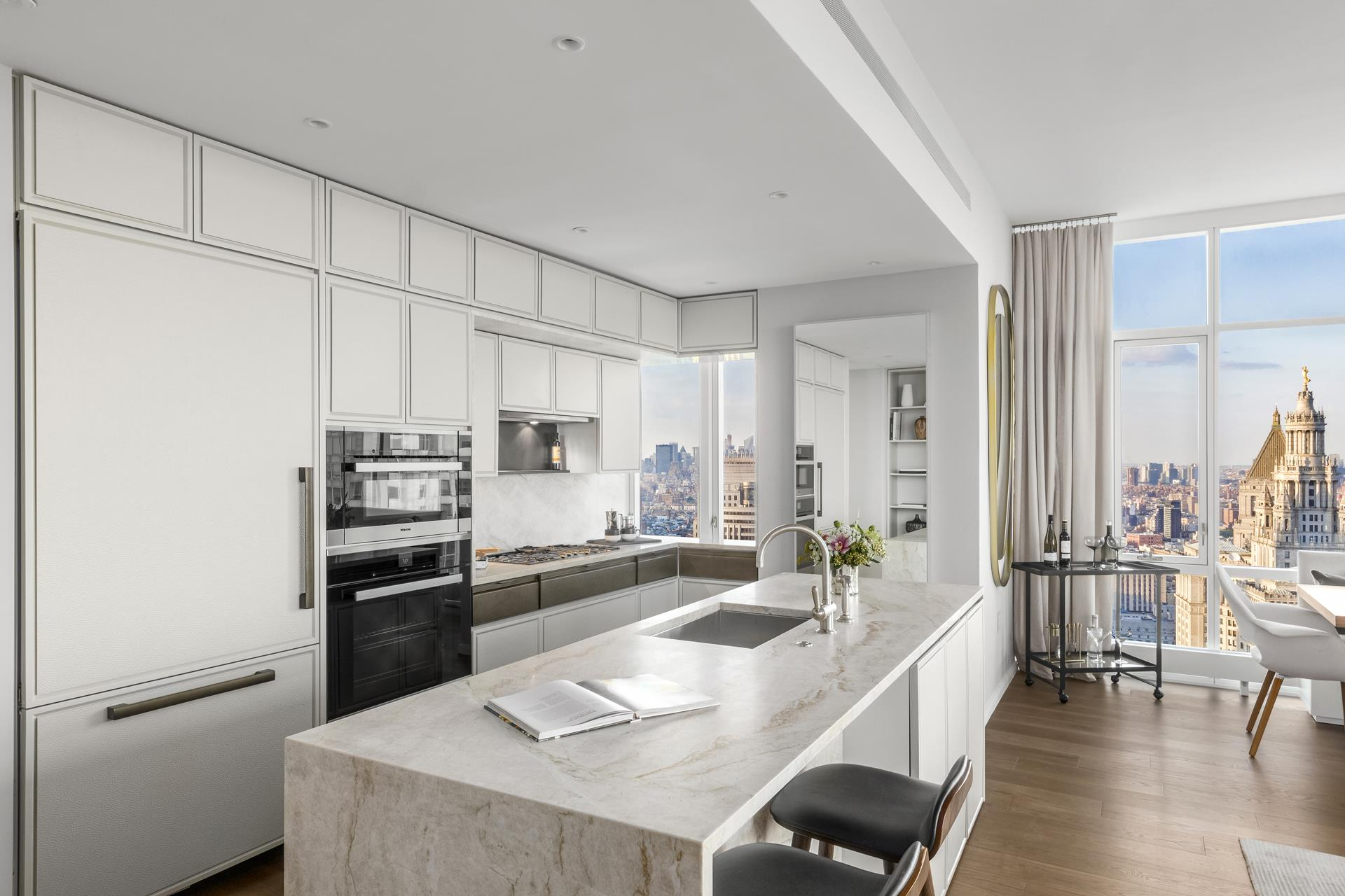 The Beekman Residences, 5 Beekman St, 47B - Financial District, New York