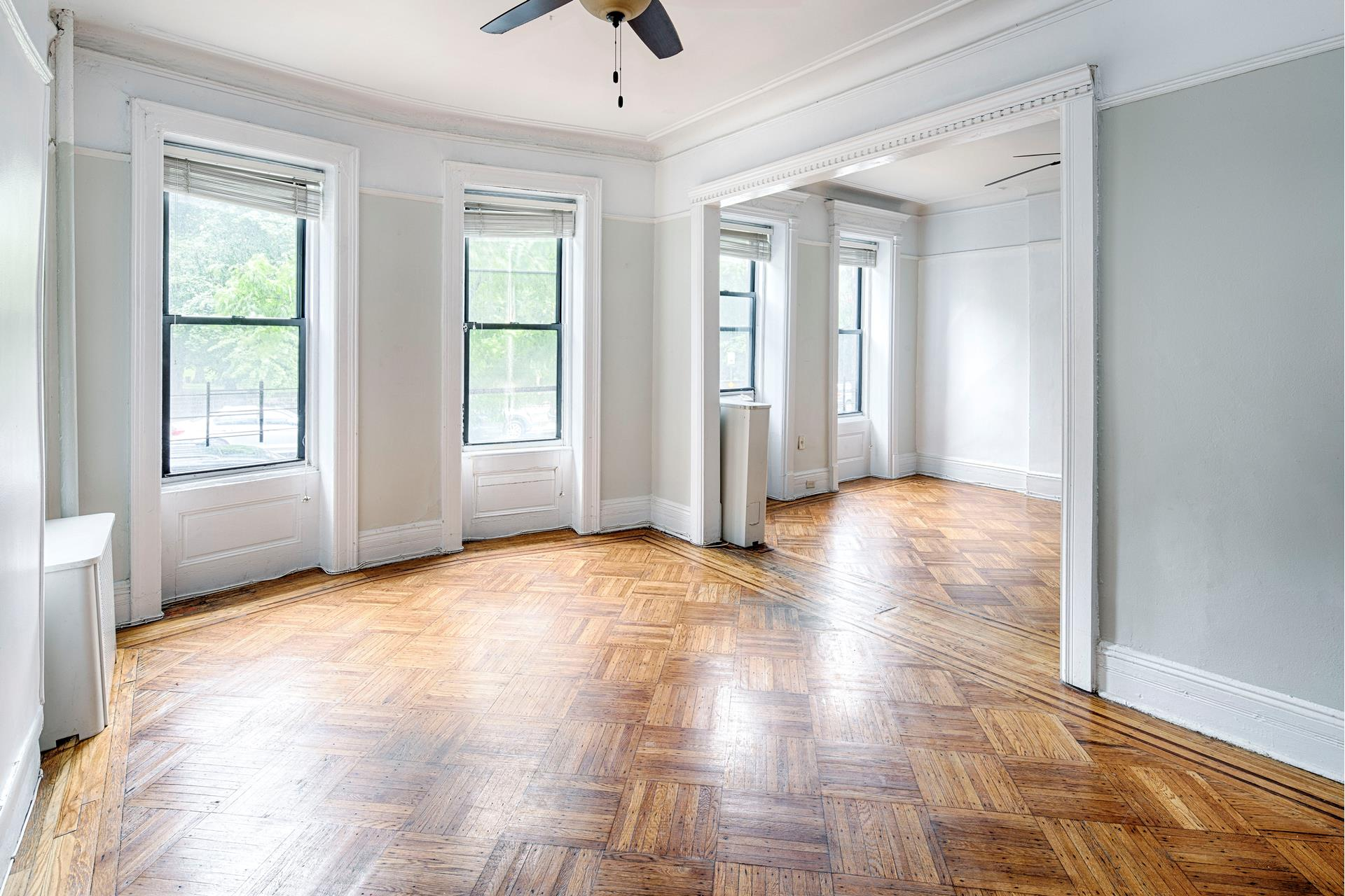 166-168 Prospect Park West, 1L - Park Slope, New York