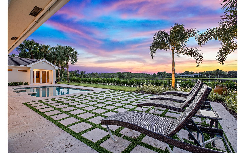 Superbe 7501 Marsh Cove   Palm Beach Gardens, Florida