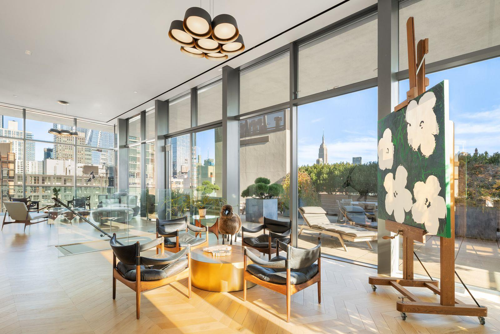 Five Sixty, 560 West 24th St, PH2 - Chelsea, New York