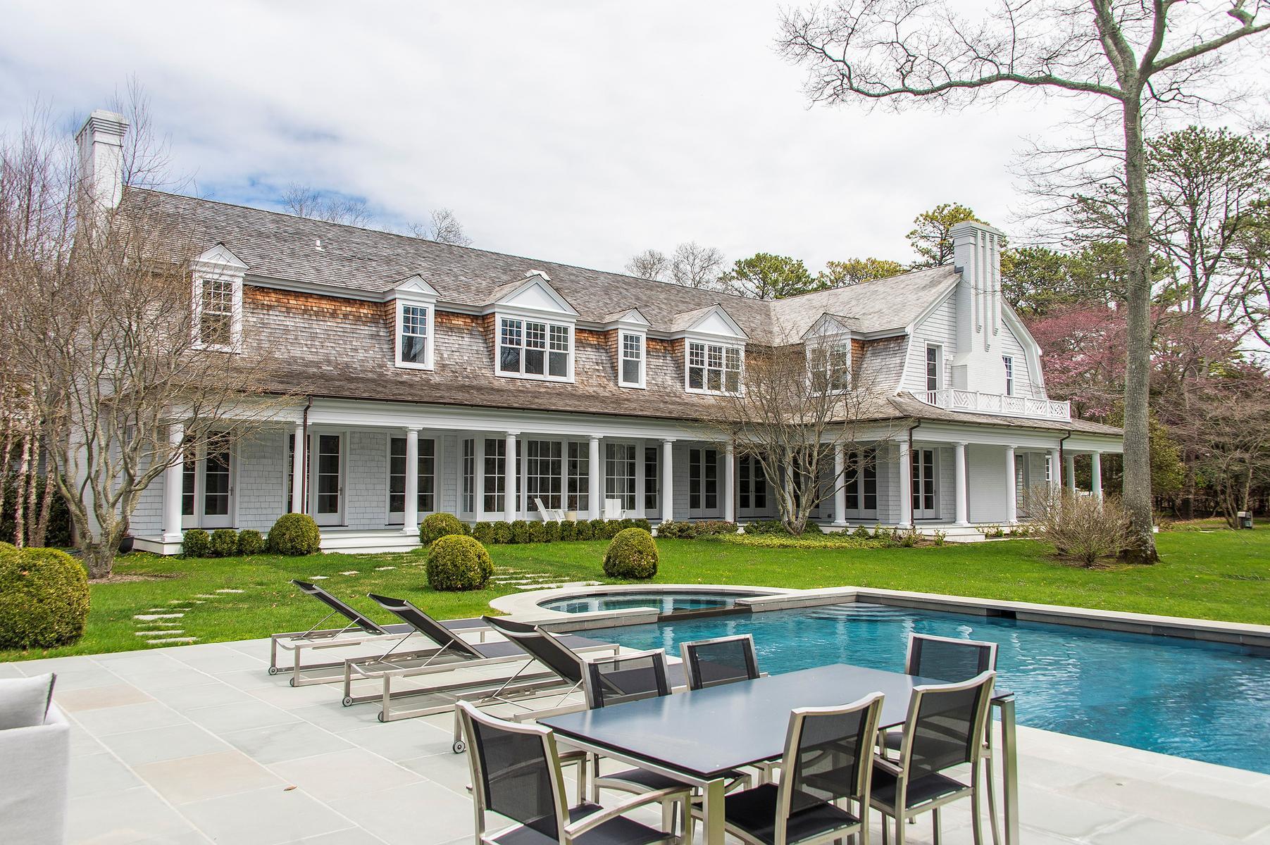 Single Family for Sale at East Hampton 11 Jones Cove Road East Hampton, New York 11937 United States