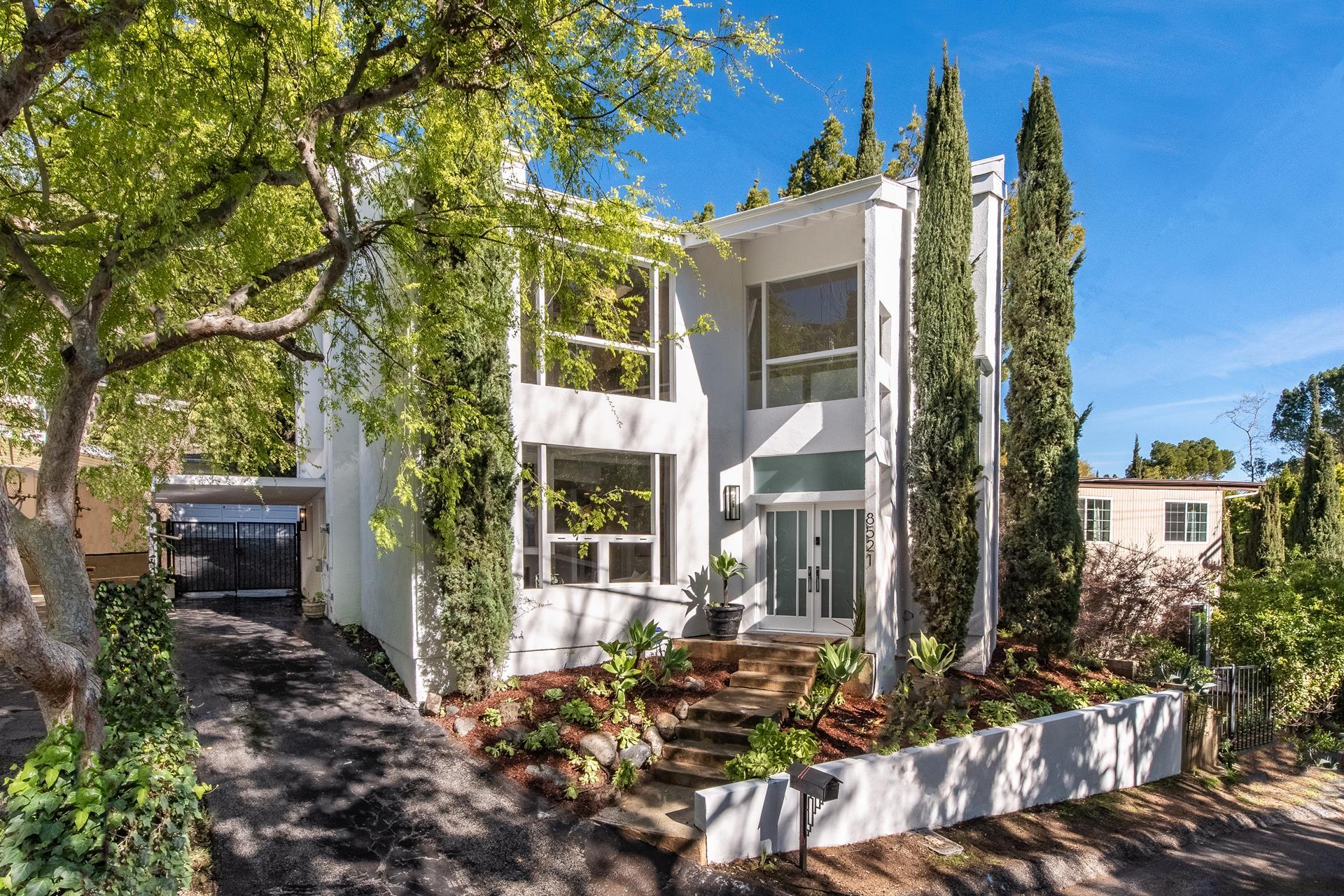 8521 APPIAN Way - Sunset Strip / Hollywood Hills West, California