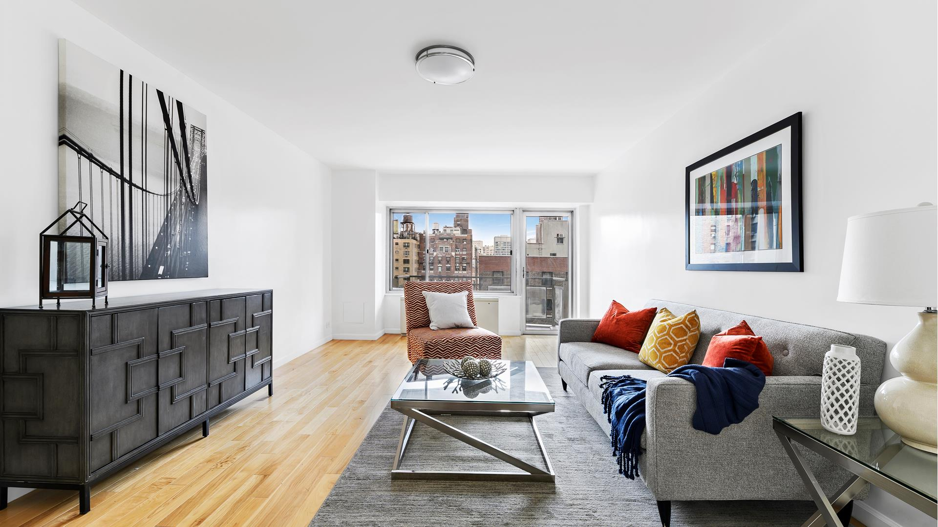 PLAZA TOWER, 118 East 60th St, 12B - Upper East Side, New York