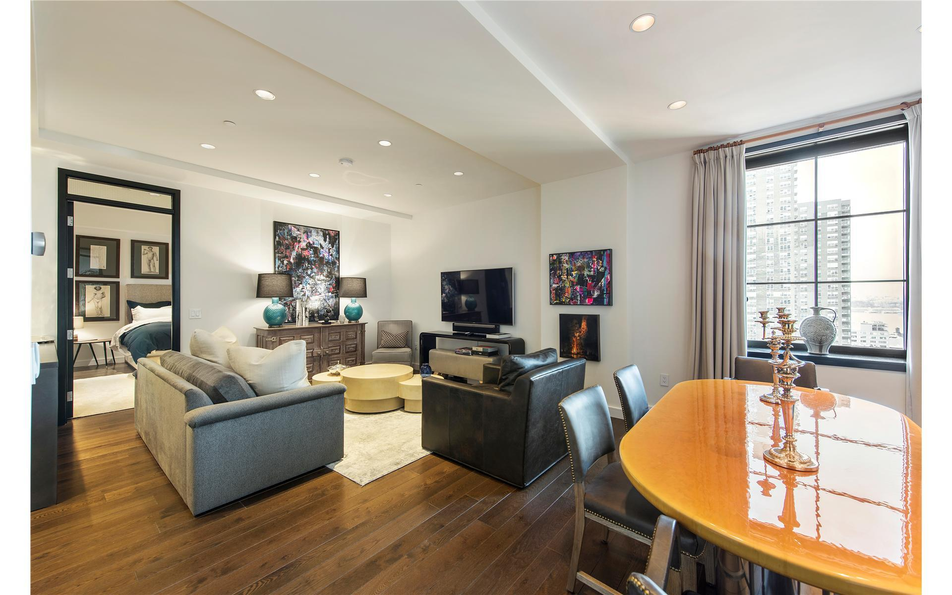 Stella Tower, 425 West 50th Street, 12K - Midtown, New York