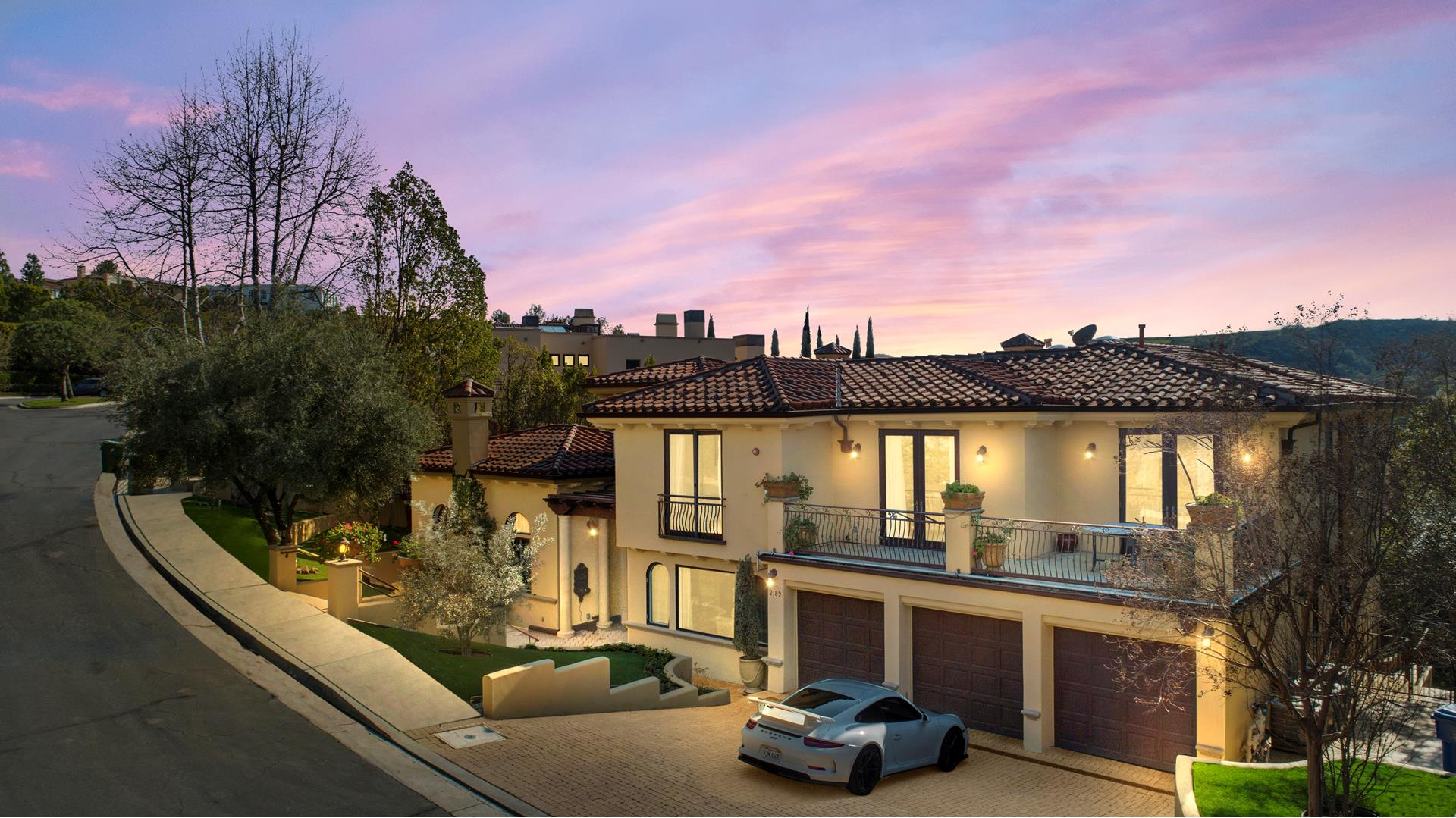 2189 SHERINGHAM Lane - Bel-Air / Holmby Hills, California