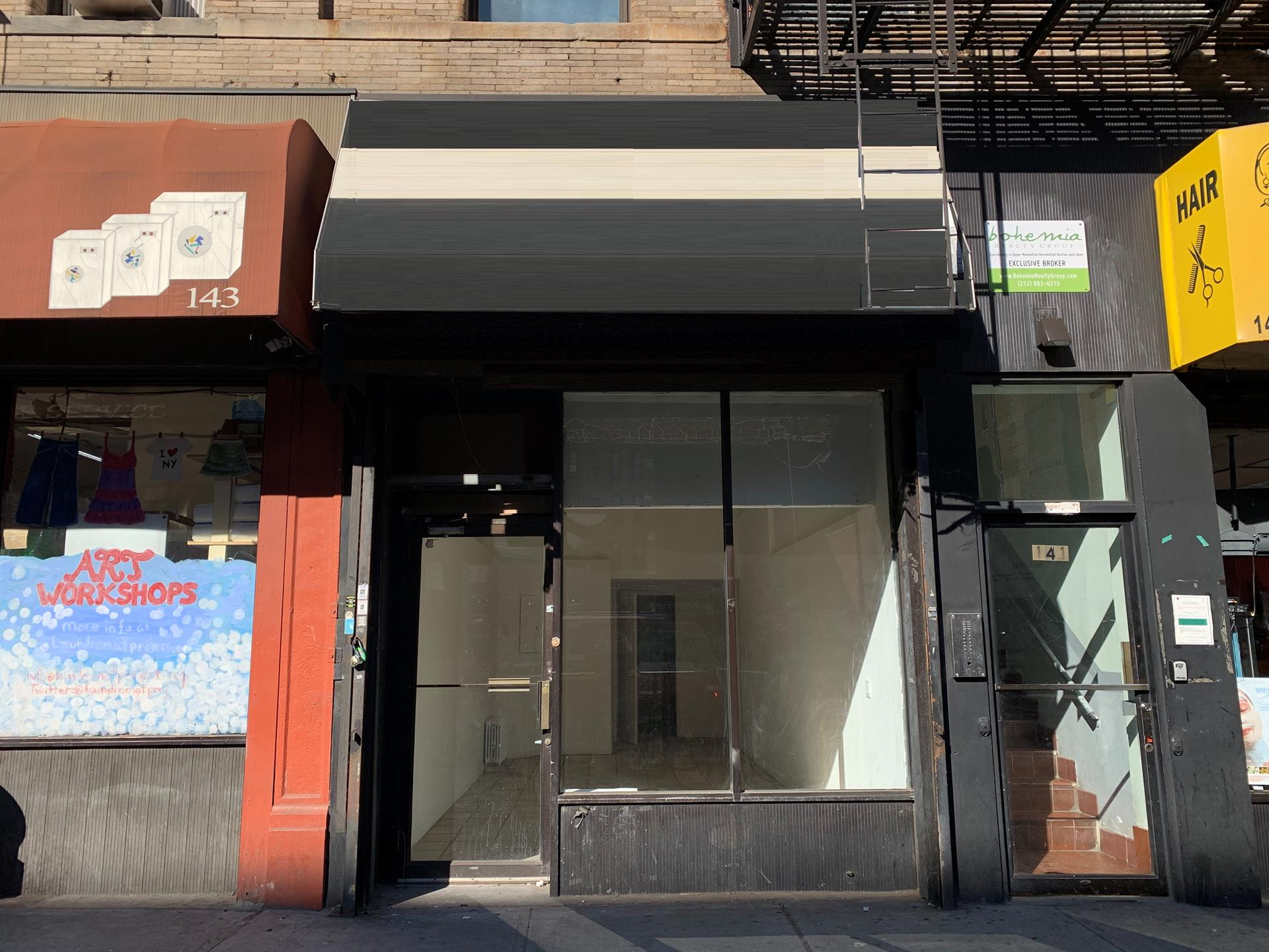 141 West 116th Street, RETAIL - Harlem, New York