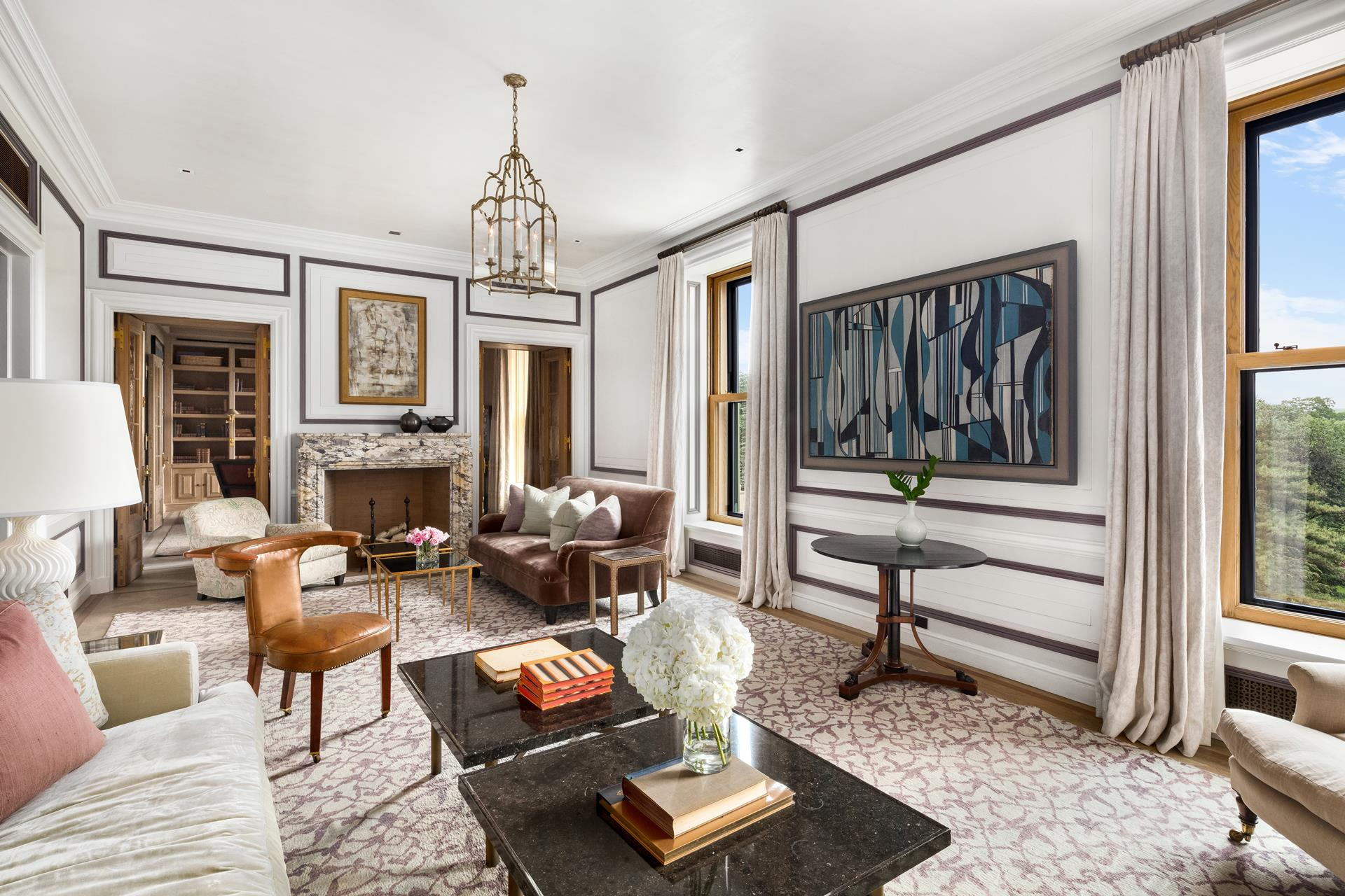 The Plaza Residences, 1 Central Park South, 509 - Central Park South, New York