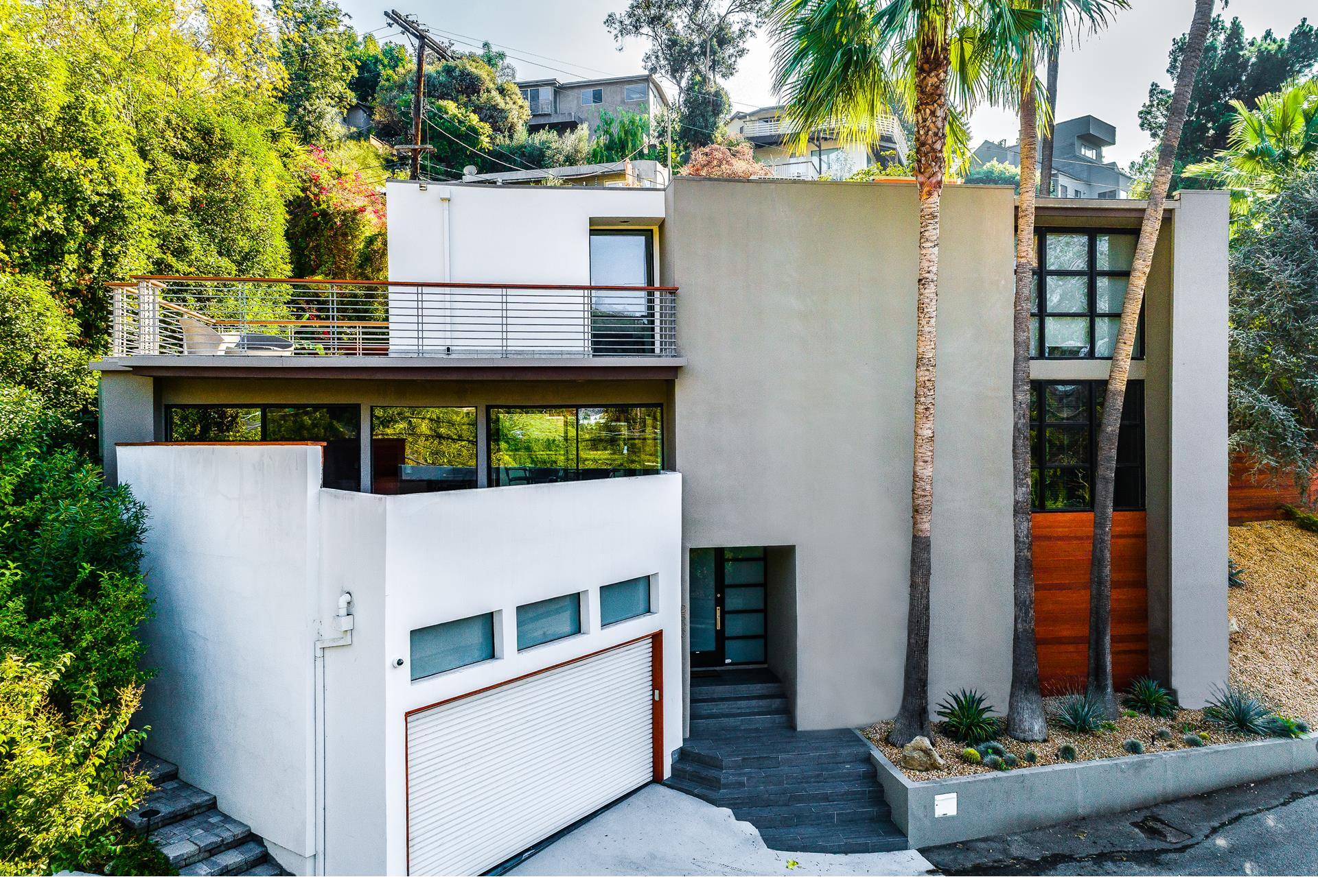 2506 Rinconia Drive - Hollywood Hills East, California