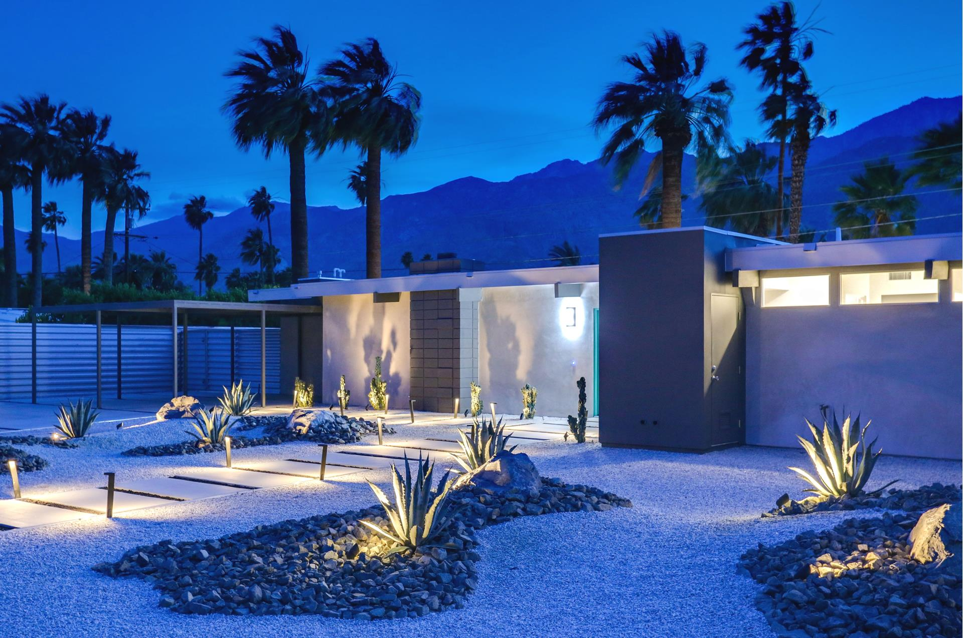239 N BURTON Way - Palm Springs, California