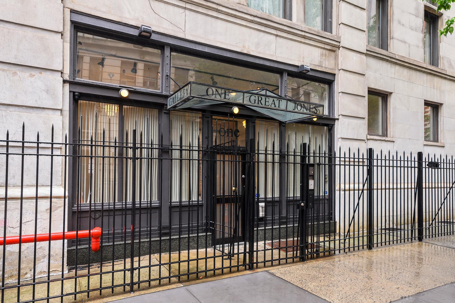 1 Great Jones, 1 Great Jones Street, GRND - NoHo, New York