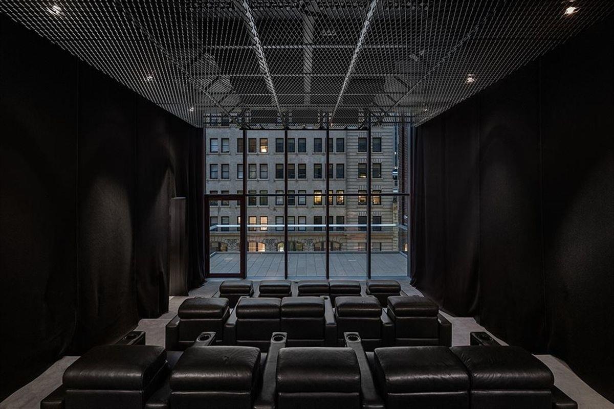 56 Leonard Street Interior Photo