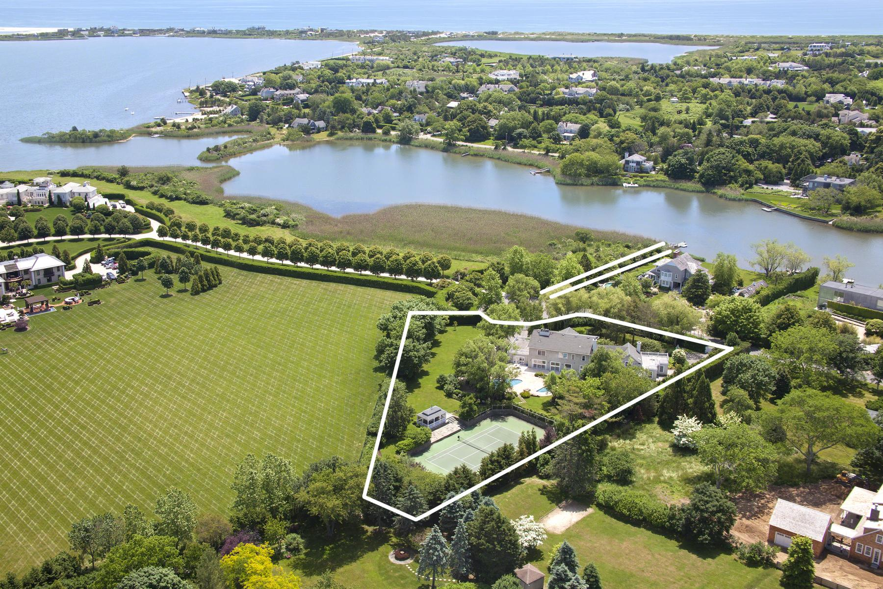 Single Family for Sale at Westhampton Beach 266 Dune Road Westhampton Beach, New York 11978 United States